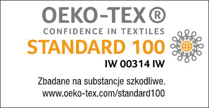 Oeko-Tex - Certyfikat